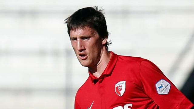 Michael Siegfried spielt künftig wieder für den FC Thun.