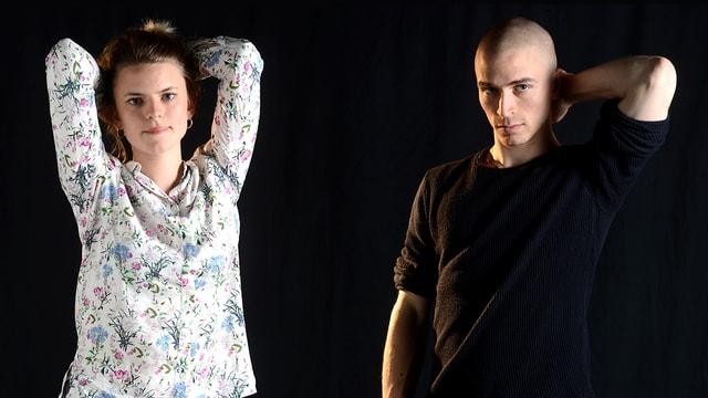 Video «Schiller oder Showtime? - Dominic und Julian-Nico» abspielen