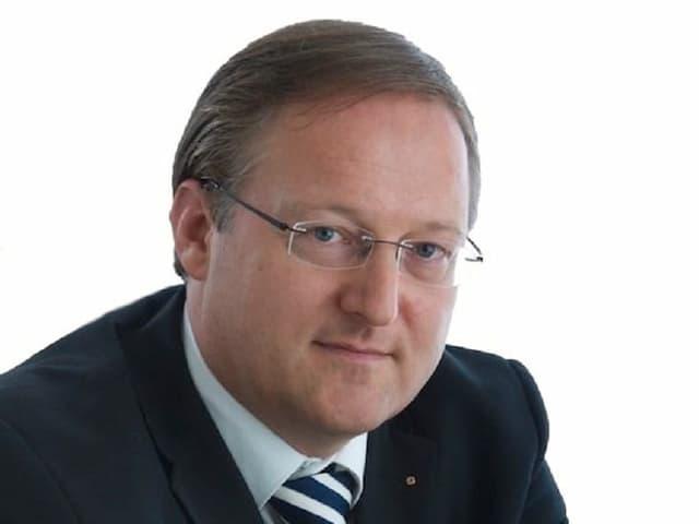 Familienanwalt Heinz Heller.