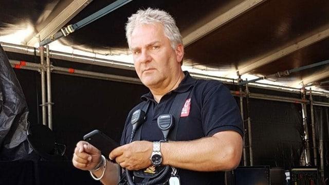 Ruedi Schweizer.