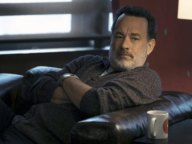 Tom Hanks in «The Circle».