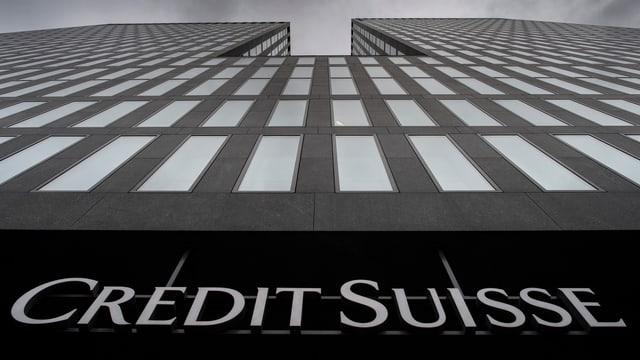Gebäude der Credit Suisse