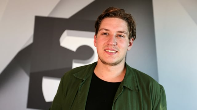 Marius Bear gewann an den Swiss Music Awards 2019 den Nachwuchspreis als «SRF 3 Best Talent».