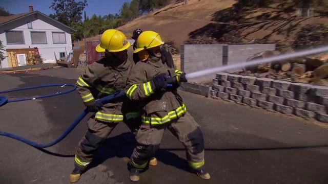 Video «Luzern (LU) & Lucerne (Kalifornien, USA) /Wiederholung» abspielen
