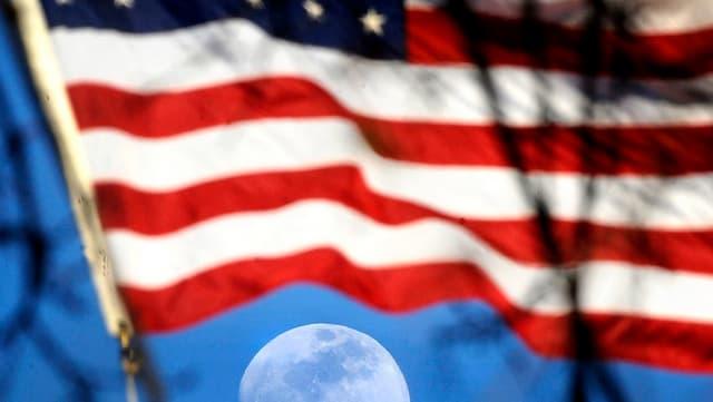 La bandiera da l'America.