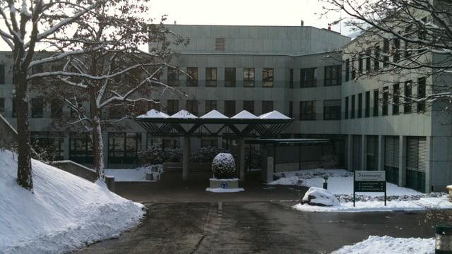 Kreuzspital in Chur.
