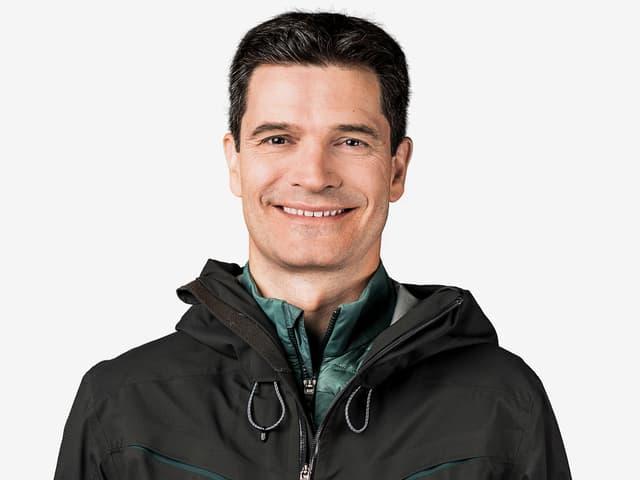 SRF-Kommentator Stefan Hofmänner.