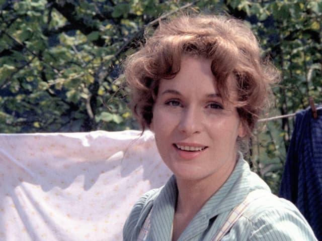 Linda Geiser als Sofie Kummer im Film «Die sechs Kummerbuben».