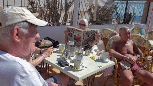 Neun von zehn Wohnungen in Palma werden laut einer Studie illegal vermietet.
