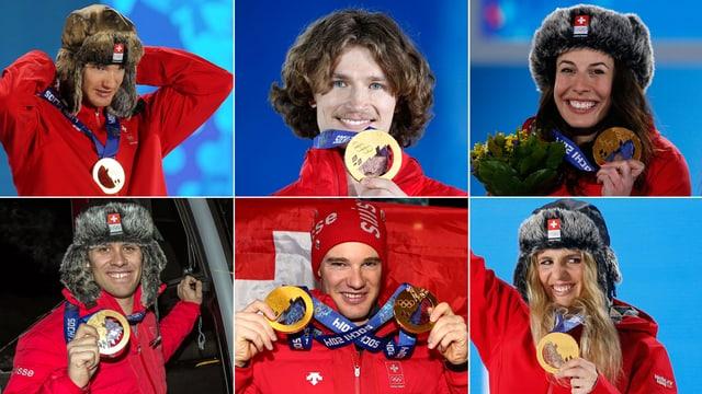 Goldene Schweizer Spiele und ein überragender Tag