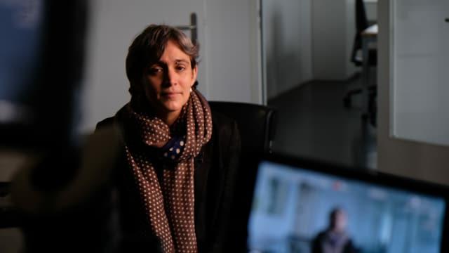 Rebekka Wyler, Co-Generalsekretärin der SP