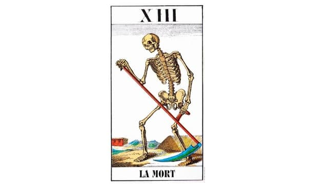 La trocca 13: la mort.