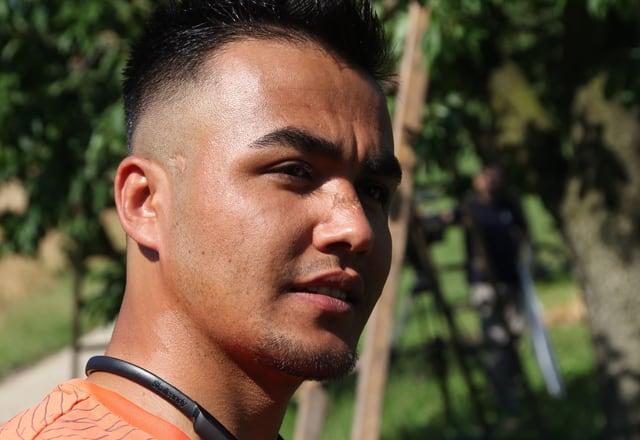 Murat Turan flüchtete als Teenager aus seiner Heimat Afghanistan.