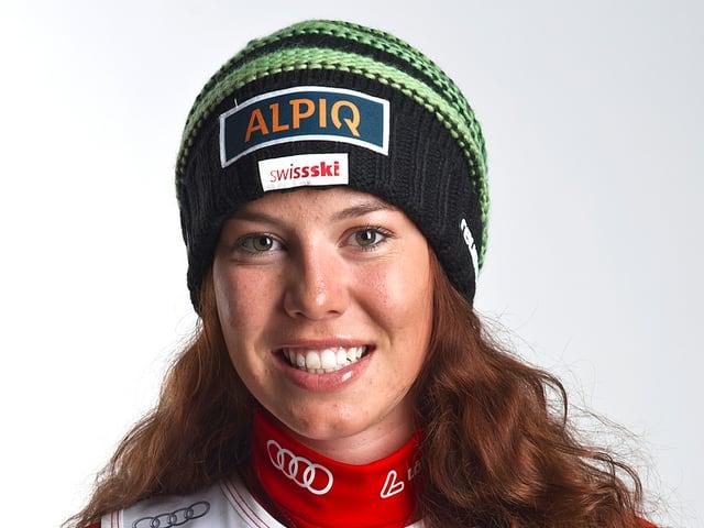 Michelle Gisin darf in Semmering erstmals im Weltcup starten.