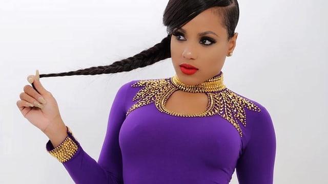 Dancehallkünstlerin Ishawna