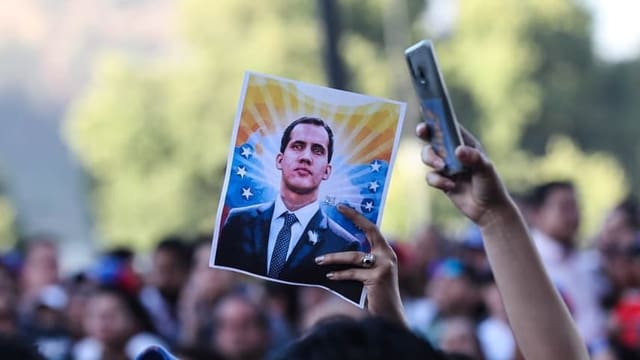 «Guaidó will auf jeden Fall einen Machtwechsel herbeiführen» (Artikel enthält Audio)