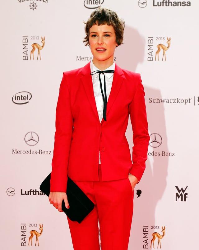 Schweizer Schauspielerin: Carla Juri für den Deutschen Filmpreis nominiert.