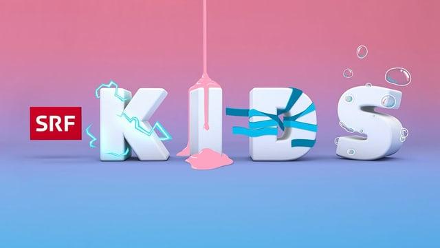 Logo des YouTube Kanals SRF Kids von Schweizer Radio und Fernsehen