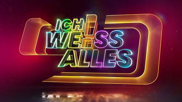 Logo der Sendung.