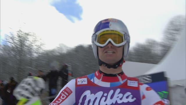 Alexis Pinturault sichert sich mit dem Sieg in Chamonix die kleine Kristallkugel.