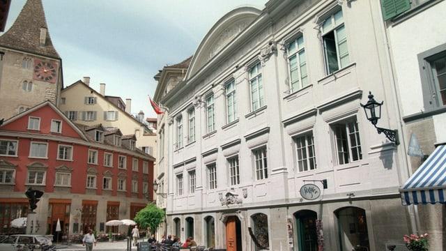 Das Zürcher Theater Neumarkt