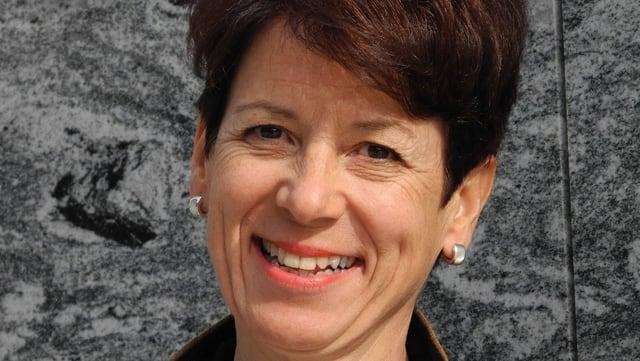 Vreni Völkle halt als Leiterin des Nidwaldner Amtes für Volksschulen und Sport gekündigt.