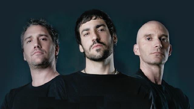 Daniel Schaub, Roman Riklin und Christian Weiss