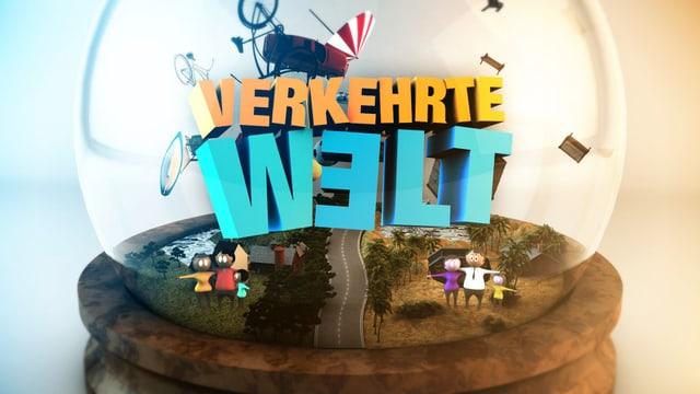 Key Visual «Verkehrte Welt»