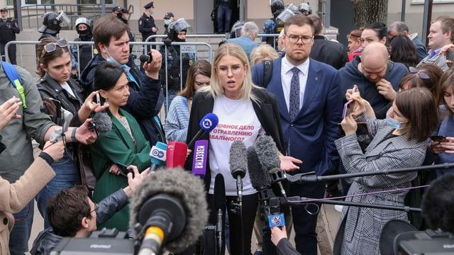 Nawalnys Gefährten planen Befreiungsschlag