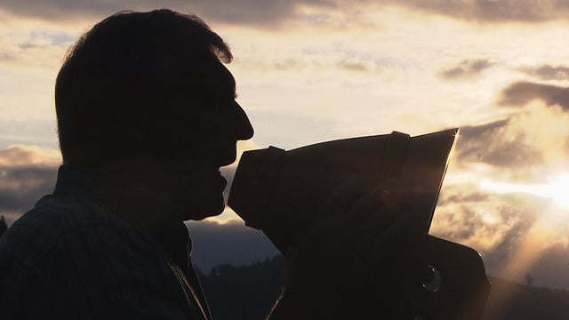 Video «Ein Ave Maria für die Alp» abspielen