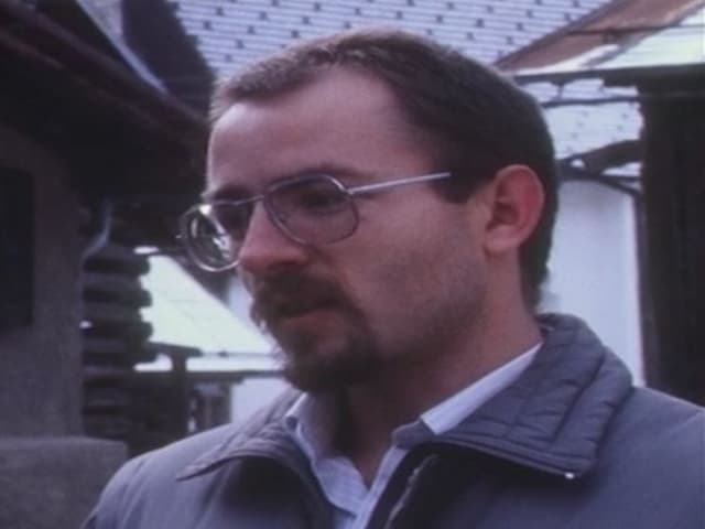 Silvio Camenisch (*1953)