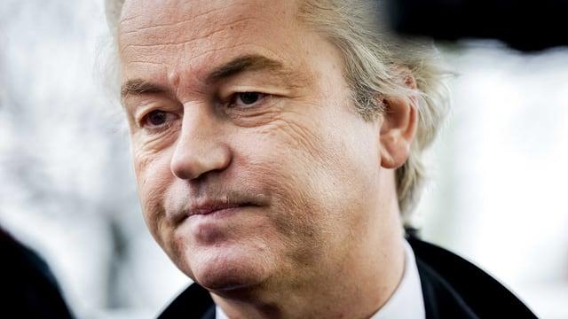 Il politicher ollandais Geert Wilders.