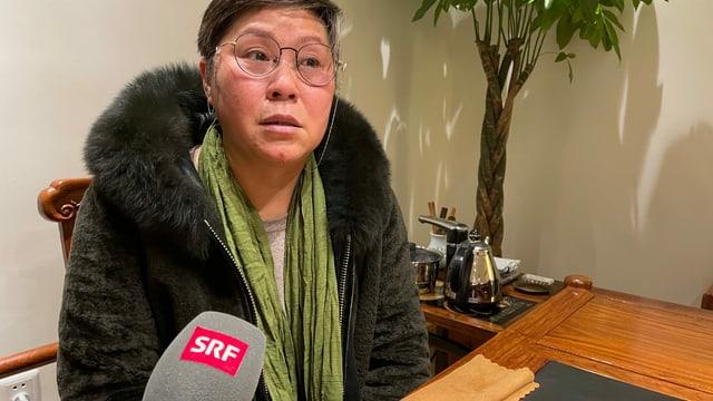 Yang Min hat ihre Tochter verloren und klagt gegen die Regierung.