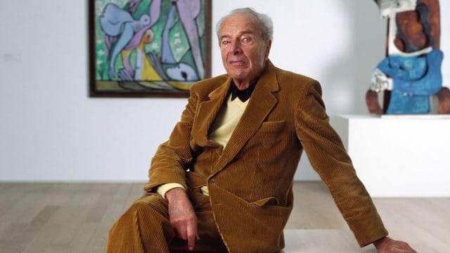 Der Mann, der Basel zur Kunststadt machte