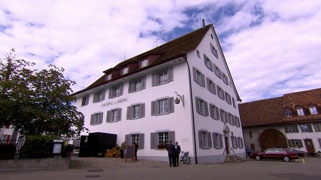 Video «Kanton Zürich – Tag 5 – Taverne zur Krone, Dietikon (Siegerbeiz)» abspielen