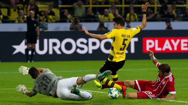BVB-Goalie Roman Bürki.