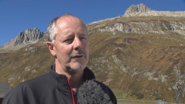 Silvio Schmid CEO da las pendicularas da Andermatt-Sedrun dat giu ses post.