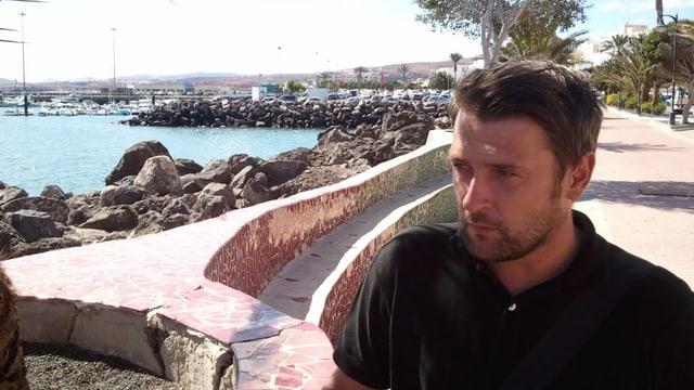 Michael erkundet die Inselhauptstadt Puerto del Rosario