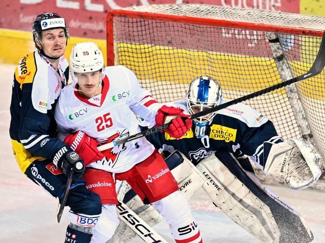 Ambri will gegen Lausanne den 1. Sieg seit dem 26.02.2019.