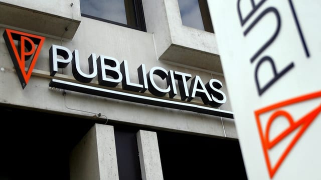 Logo Publicitas.