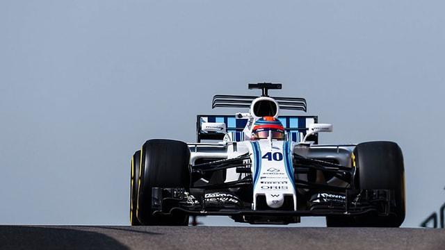 Robert Kubica im Williams.