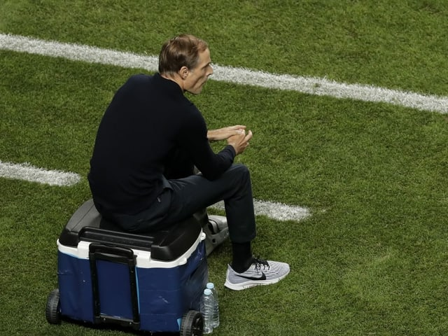 Der deutsche Trainer hat aus seinen Stars ein Spitzenteam geformt.