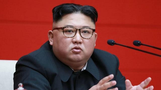 Purtret da Kim Jong Un.