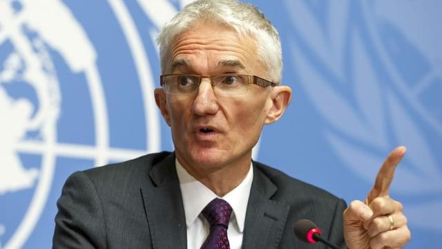 UNO-Nothilfekoordinator Mark Lowcock im Porträt