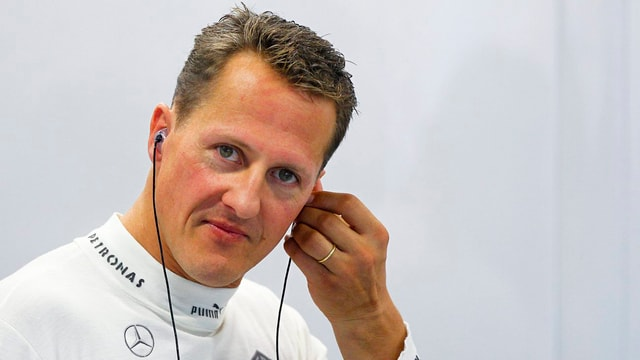 Ex-Formel-1-Star Michael Schumacher