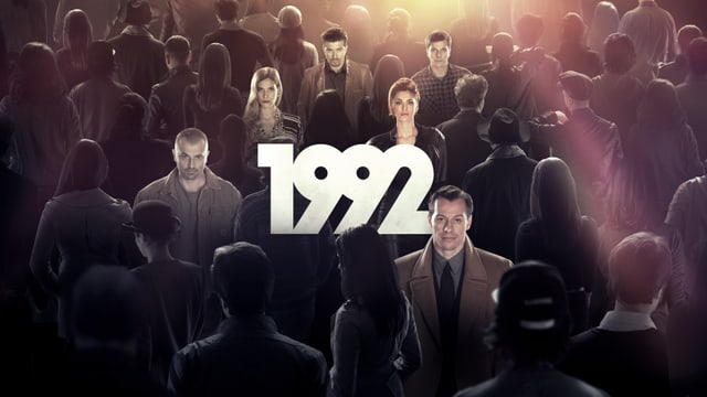 Figuren der Serie 1992