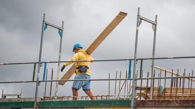Digitales System für Baustellenkontrolle