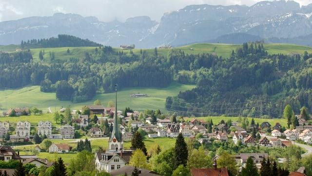 Teufen in Appenzell Ausserrhoden