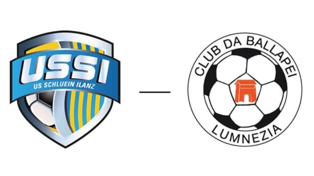 logos USSI e CB Lumnezia