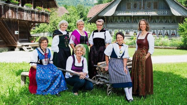Video «Das grosse Finale der «Landfrauenküche» 2013» abspielen